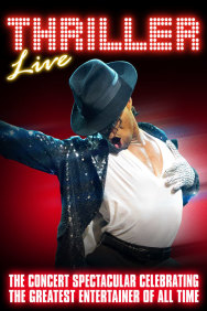 Thriller Live on Stage at the Lyric Theatre in London