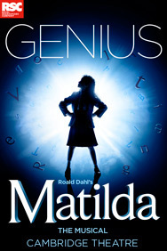 Matilda The Musical Tickets London 556 Reviews Seatplan