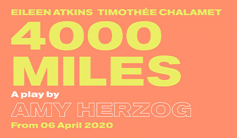 4000 Miles at Old Vic Theatre tickets