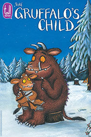 The Gruffalo's Child on Stage at the Lyric Theatre in London