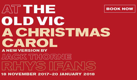 A Christmas Carol at Old Vic Theatre tickets