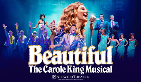 Beautiful at Aldwych Theatre tickets