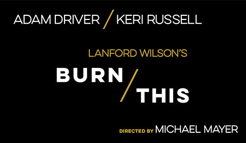 Burn This at Hudson Theatre tickets