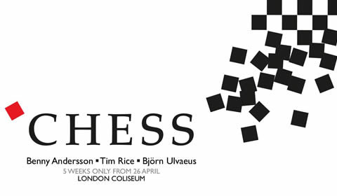 Chess at London Coliseum tickets