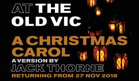 A Christmas Carol Tickets | London | SeatPlan
