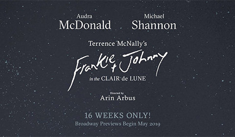 Frankie and Johnny in the Clair de Lune at Broadhurst Theatre tickets