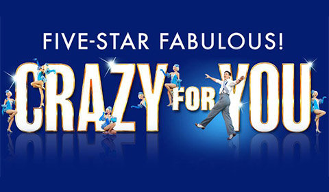 Crazy For You at Novello Theatre tickets