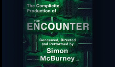 The Encounter at Golden Theatre tickets