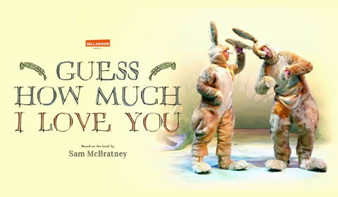 Guess How Much I Love You at Arts Theatre tickets