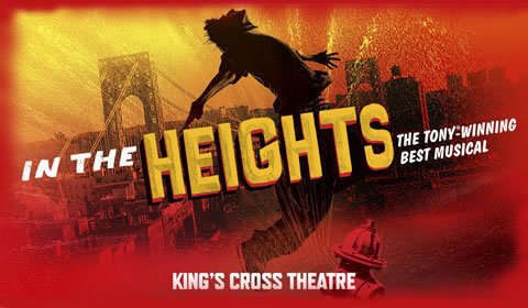 In the Heights at King's Cross Theatre tickets