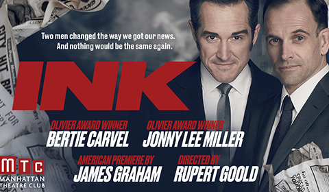 Ink at Samuel J. Friedman Theatre tickets