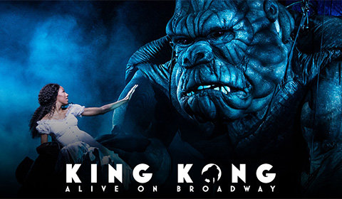King Kong at Broadway Theatre tickets