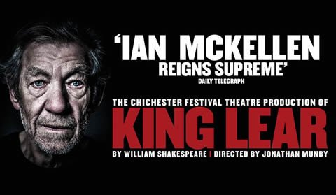 King Lear at Duke of York's Theatre tickets