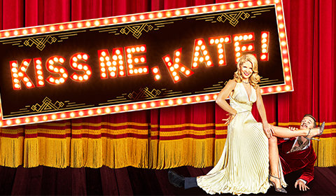 Kiss Me, Kate at Studio 54 Theatre tickets