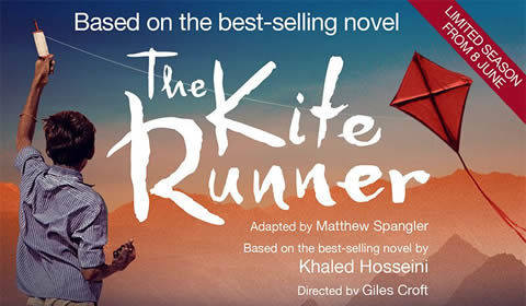 The Kite Runner at the Playhouse Theatre, London