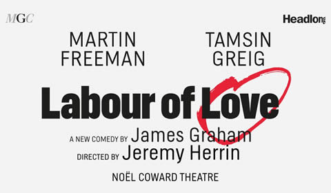 Labour of Love at Noel Coward Theatre tickets