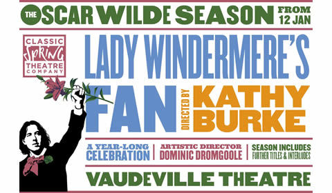 Lady Windermere's Fan at Vaudeville Theatre tickets