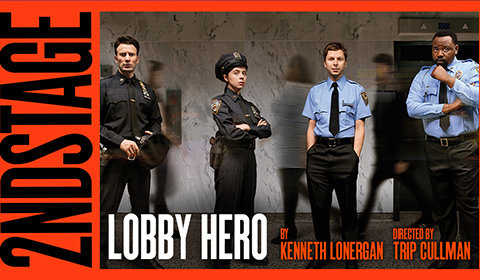 Lobby Hero at Hayes Theater tickets