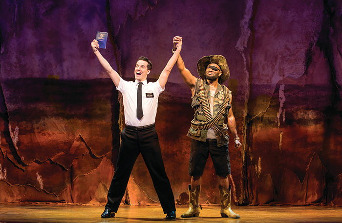 The Book of Mormon Tickets | London | 1715 Reviews | SeatPlan