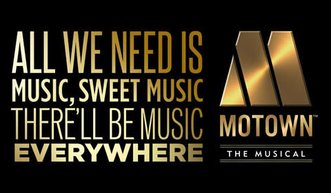 Motown the Musical at Shaftesbury Theatre tickets