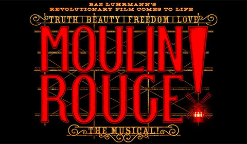 Moulin Rouge at Al Hirschfeld Theatre tickets