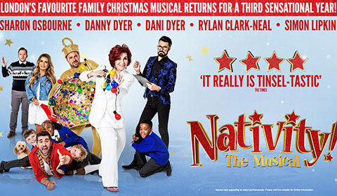 Nativity! The Musical at Eventim Apollo tickets
