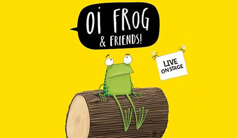 Oi Frog and Friends! at Lyric Theatre tickets