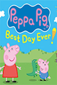 Peppa Pig's Best Day Ever Tickets | London | SeatPlan