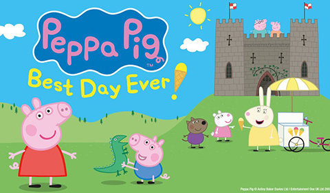 Peppa Pig's Best Day Ever at Duke of York's Theatre tickets