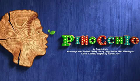 Pinocchio at National Theatre - Lyttelton tickets