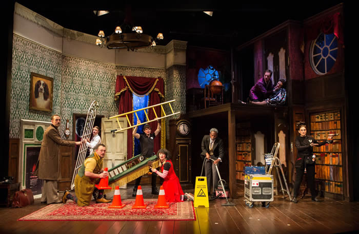 The Play That Goes Wrong Tickets London 391 Reviews
