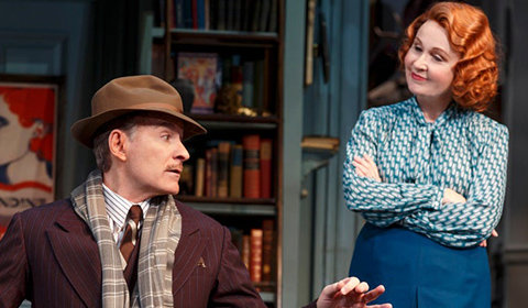 Present Laughter at St James Theatre tickets