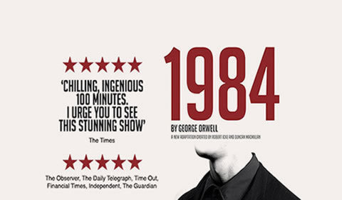 1984 at Playhouse Theatre tickets