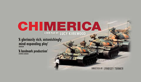 Chimerica at Harold Pinter Theatre tickets