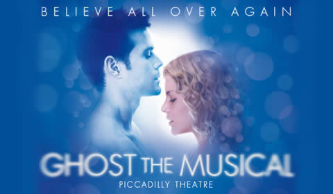 Ghost The Musical at Piccadilly Theatre tickets