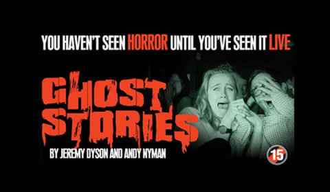 Ghost Stories at Arts Theatre tickets