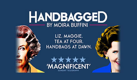 Handbagged at Vaudeville Theatre tickets