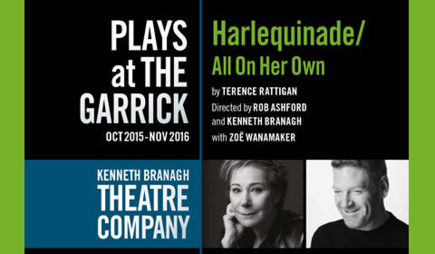 Harlequinade at Garrick Theatre tickets