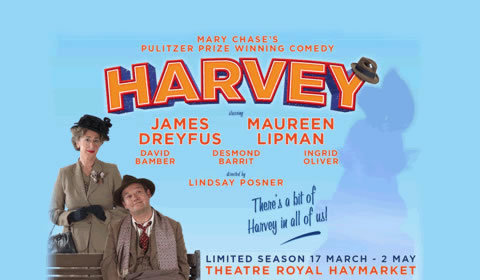 Harvey at Theatre Royal Haymarket tickets