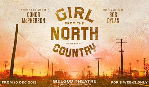 Girl From The North Country at Gielgud Theatre tickets