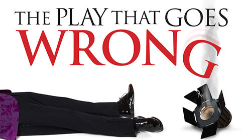 The Play That Goes Wrong at Lyceum Theatre tickets