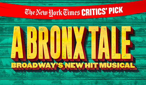 A Bronx Tale at Longacre Theatre tickets