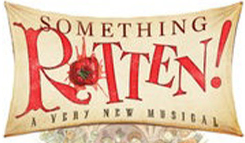 Something Rotten! at St James Theatre tickets