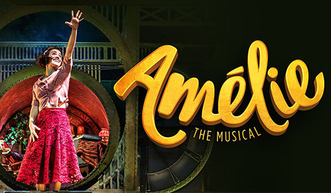 Amélie the Musical at The Other Palace tickets