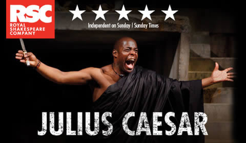 Julius Caesar at Noel Coward Theatre tickets