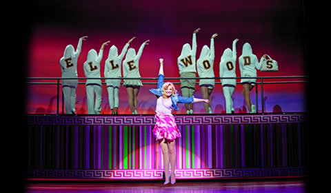 Legally Blonde at New Wimbledon Theatre tickets