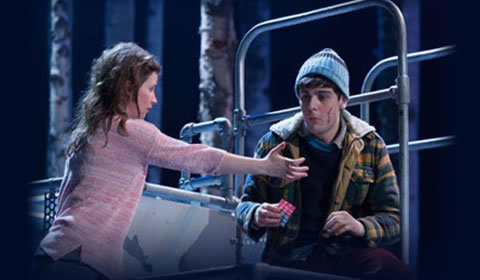 Let The Right One In at Apollo Theatre tickets