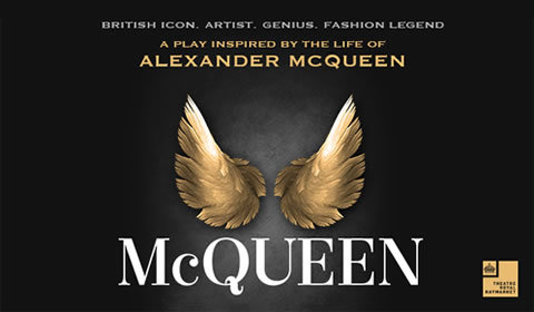 McQueen at Theatre Royal Haymarket tickets