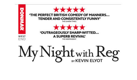 My Night With Reg at Apollo Theatre tickets