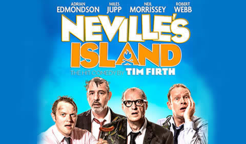 Neville's Island at Duke of York's Theatre tickets